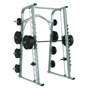 Life Fitness Optima Smith Machine Rack OSSM