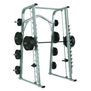 Life Fitness Optima Smith Machine Rack OSSM