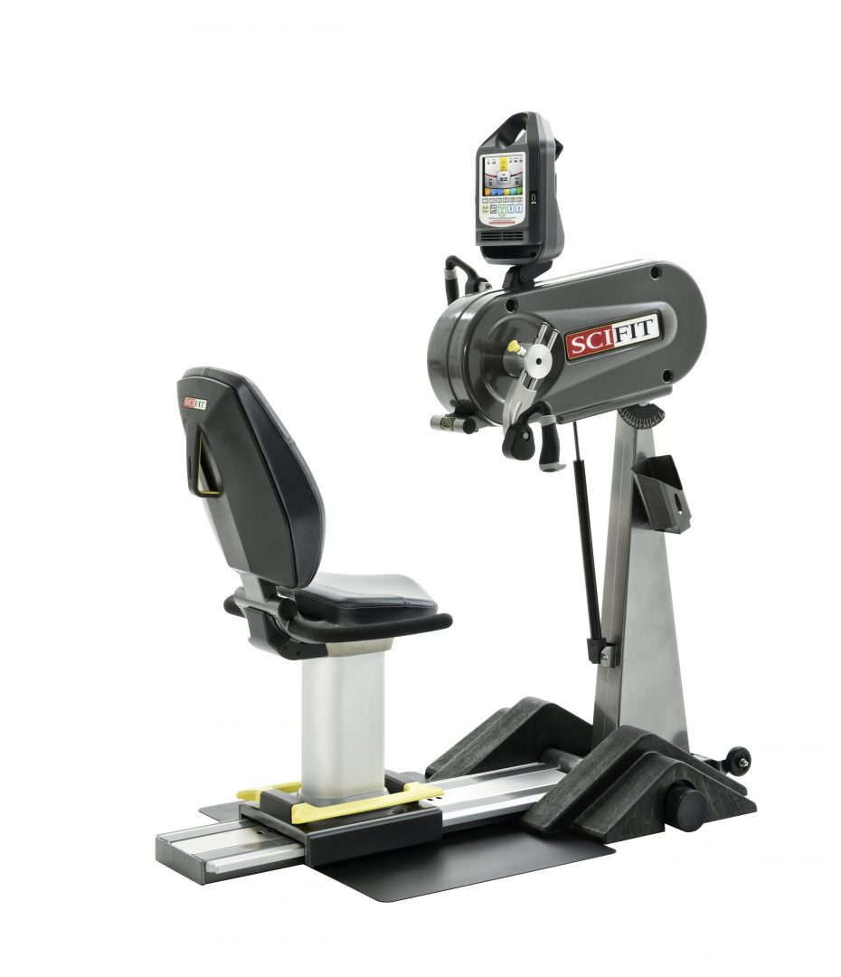 SCIFIT PRO1 Upper Body Ergometer (UBE) with Standard Seat