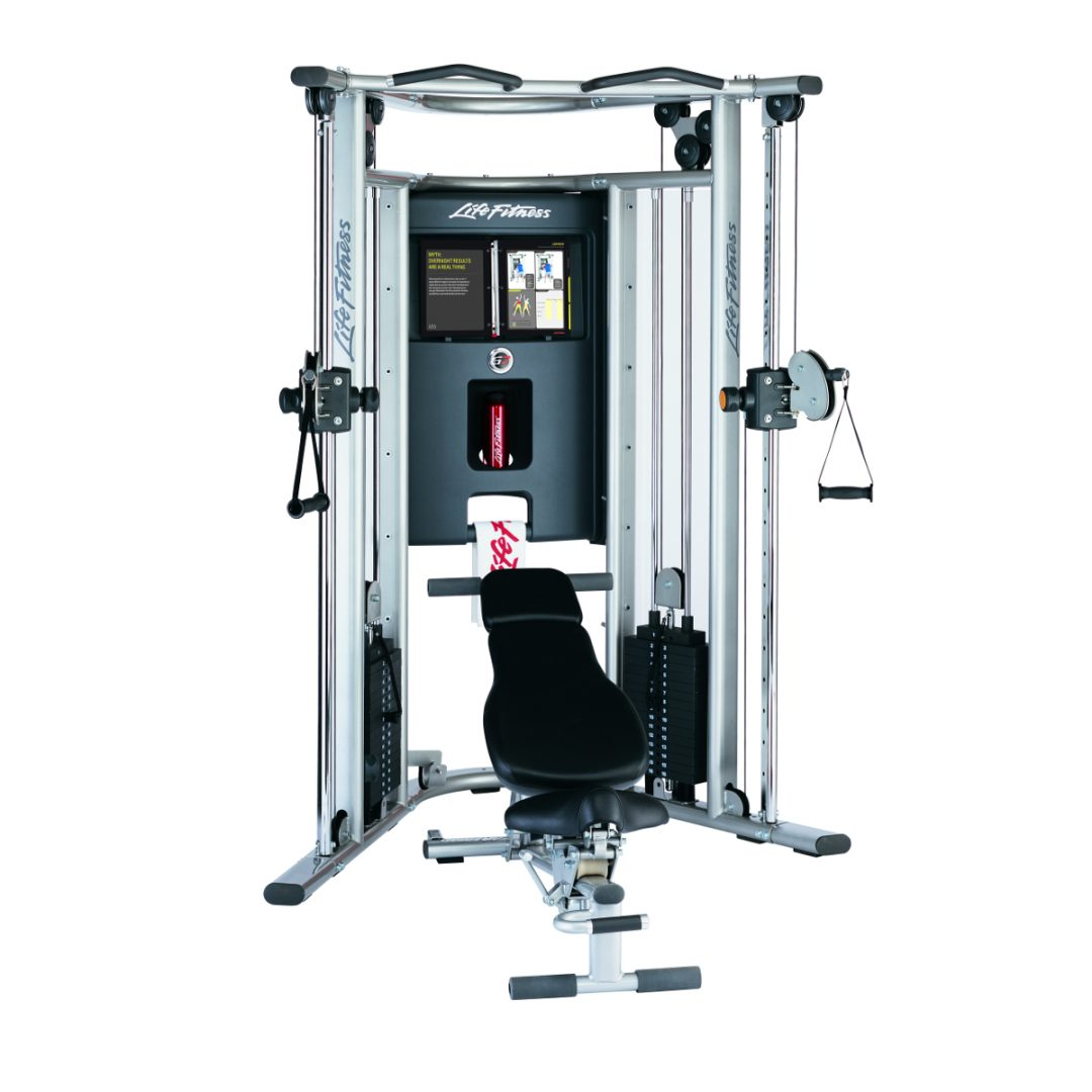 Life Fitness G7 Home Gym with Multi Position Bench