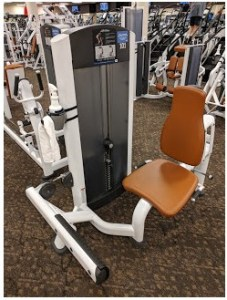 Life Fitness Signature Calf Extension