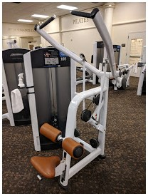 Life Fitness Signature Lat Pulldown