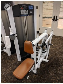 Life Fitness Signature Seated Row