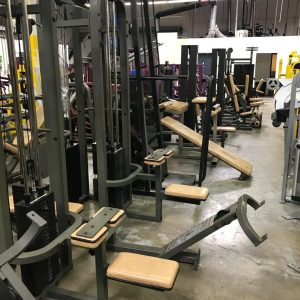 20 Piece Hoist/Flex/Icarian Strength & Cardio Gym Package - $12,000 USD