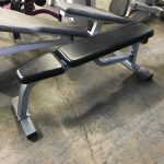 Life Fitness Fit Series Flat Bench