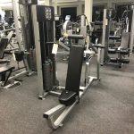 Life Fitness Fit Series Multi Press