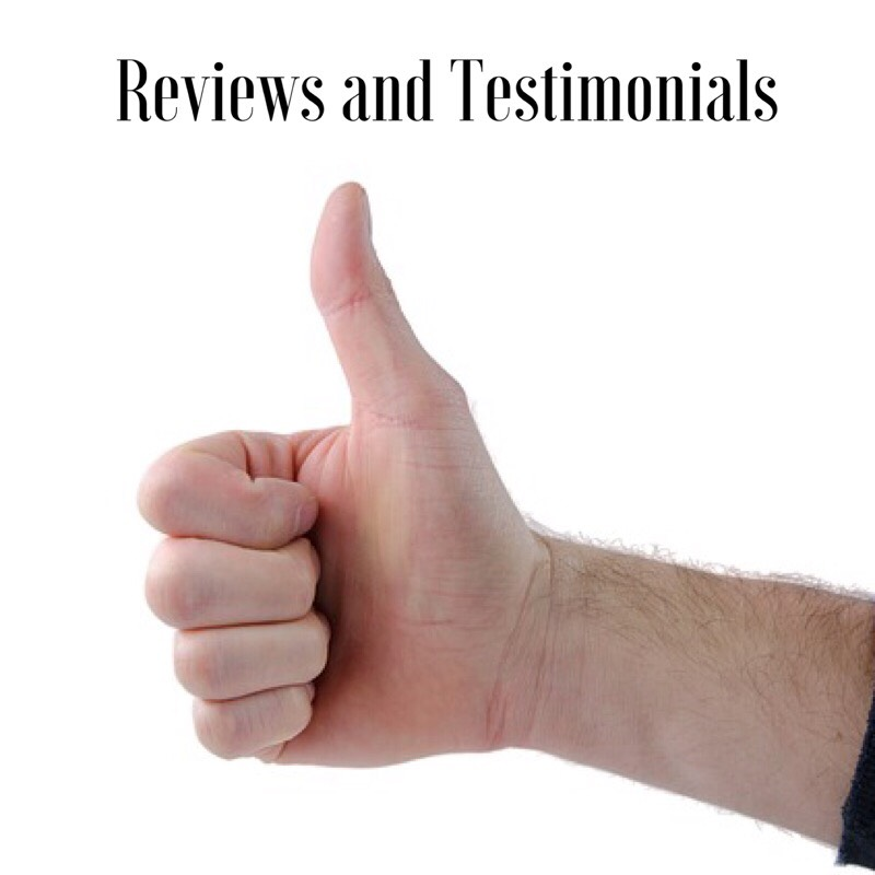 Customer Reviews & Testimonials