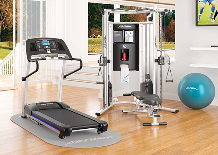 Used gym equipment for sale best commercial fitness packages
