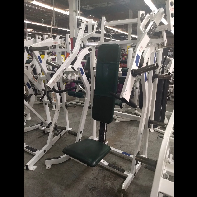 Hammer Strength Plate Loaded 9 Piece Strength Gym Package - $9,000 USD