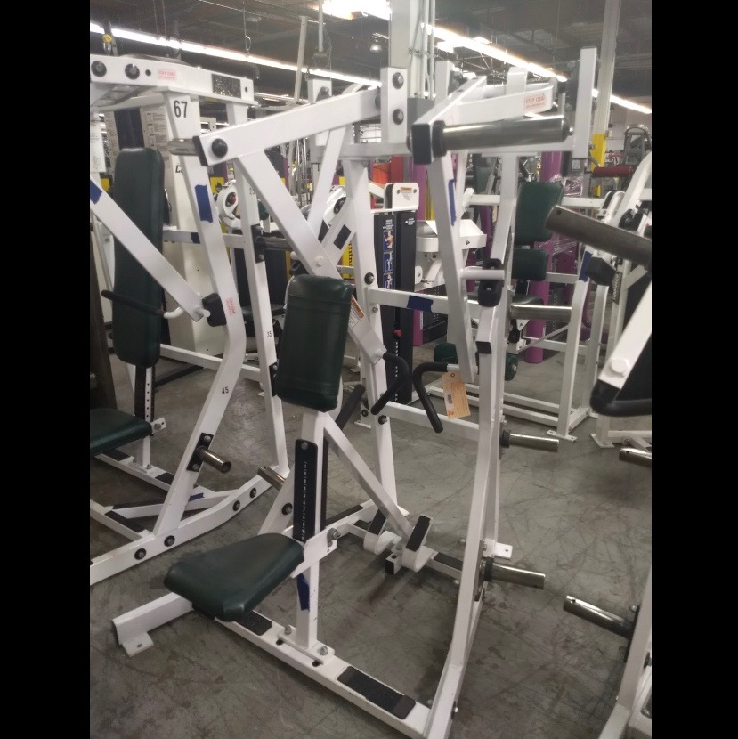 Hammer Strength Plate Loaded 9 Piece Strength Gym Package