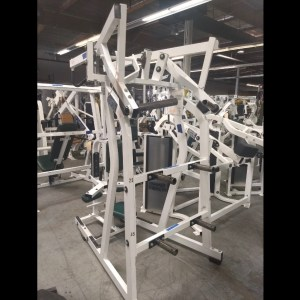 Hammer Strength Iso Lateral High Row