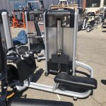 Precor Discovery Diverging Low Row