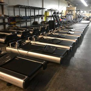 Life Fitness Integrity Treadmills Refurbished Right