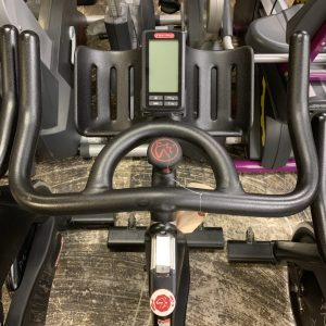 Spinner Spinning NXT Black Belt Cycle Bike monitor