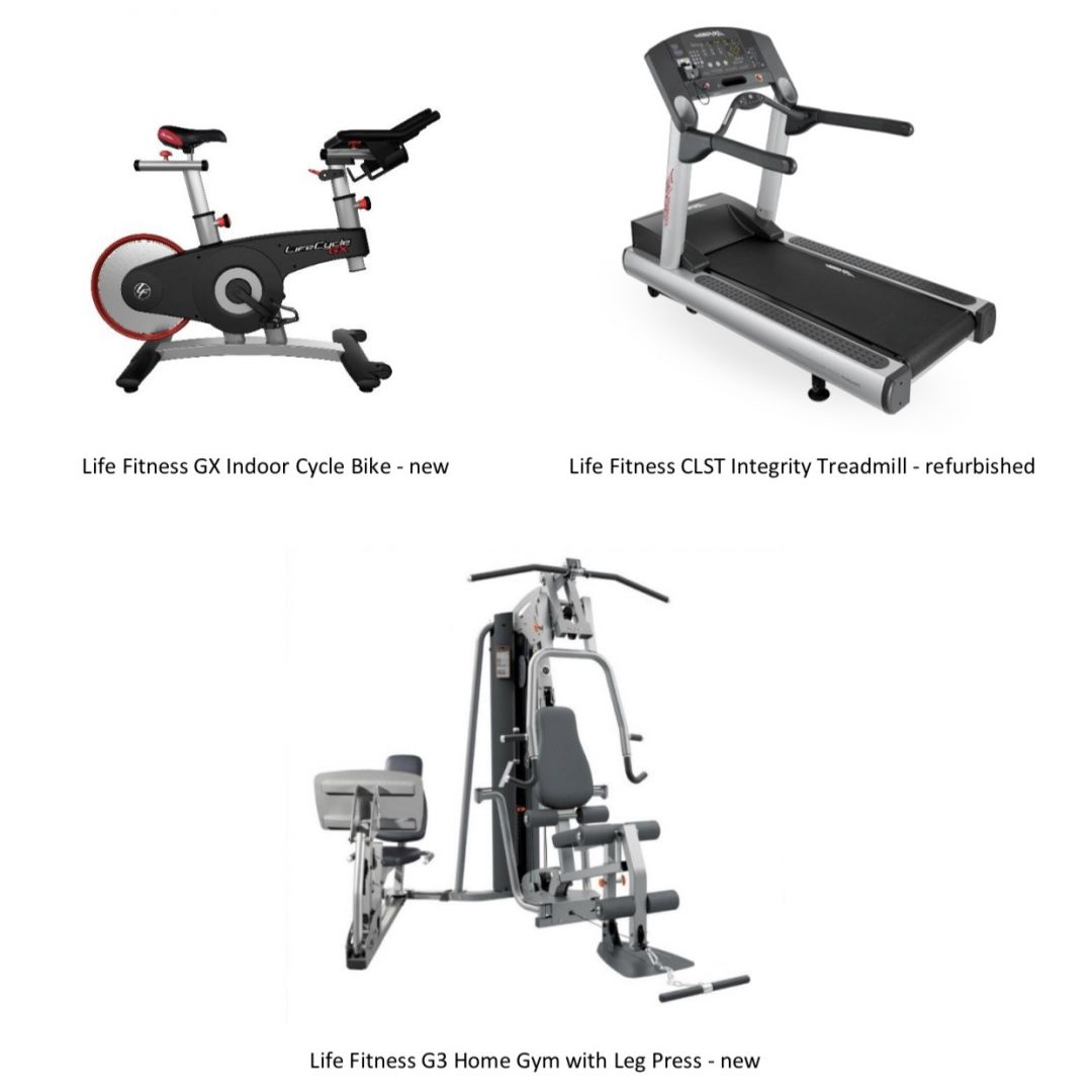Home Gym Fitness Equipment Packages