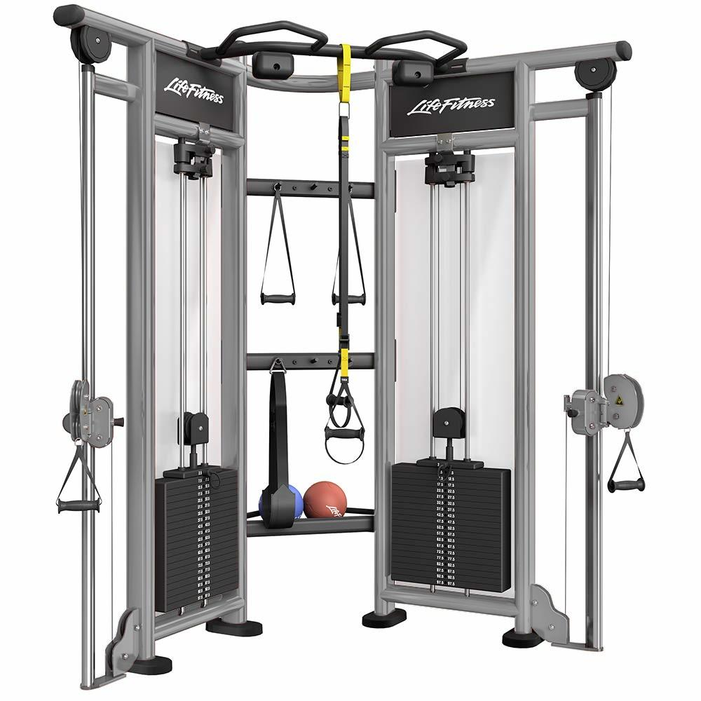 Life Fitness Synergy 90 adjustable pulley