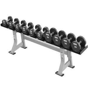 Hammer Strength Dumbbell Rack