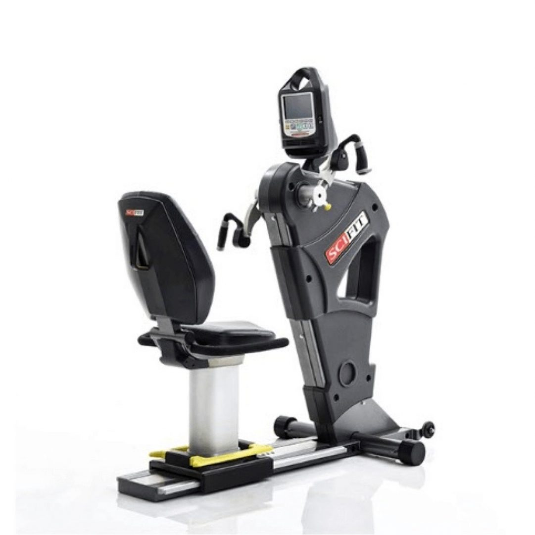 SCIFIT PRO1000 Sport Seated Upper Body Ergometer (UBE)