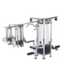 Deluxe 12 Stack Jungle Gym Version A