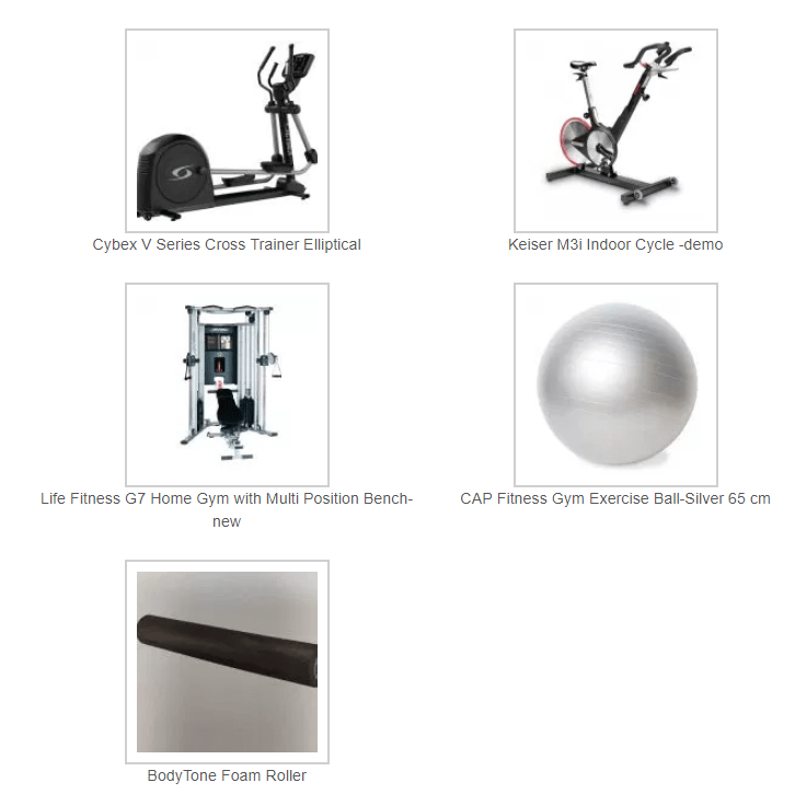Home Gym FLEXFIT Package -$6199