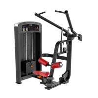Muscle D Elite Lat Pulldown