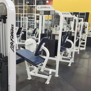Life Fitness Pro1 8 Piece Strength Gym Package