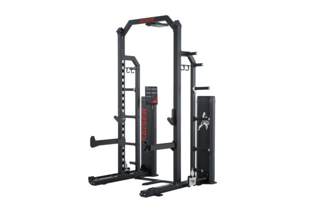 Keiser Half Rack Short