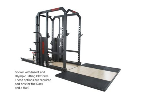 Keiser Rack and A Half