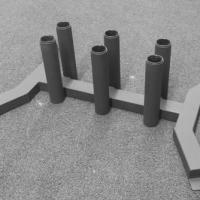 6 Bar Vertical Storage
