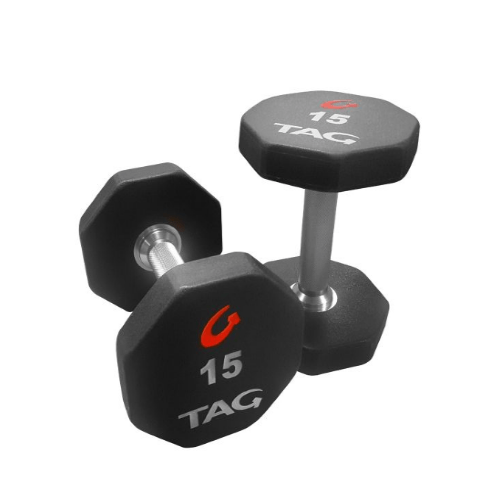 8 Sided Premium TAG Fitness