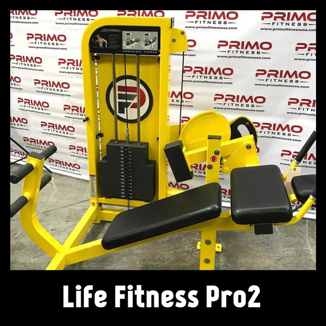 Life Fitness Pro2 Strength Packages