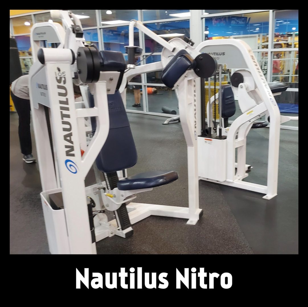 8 Piece Nautilus Nitro Gym Package