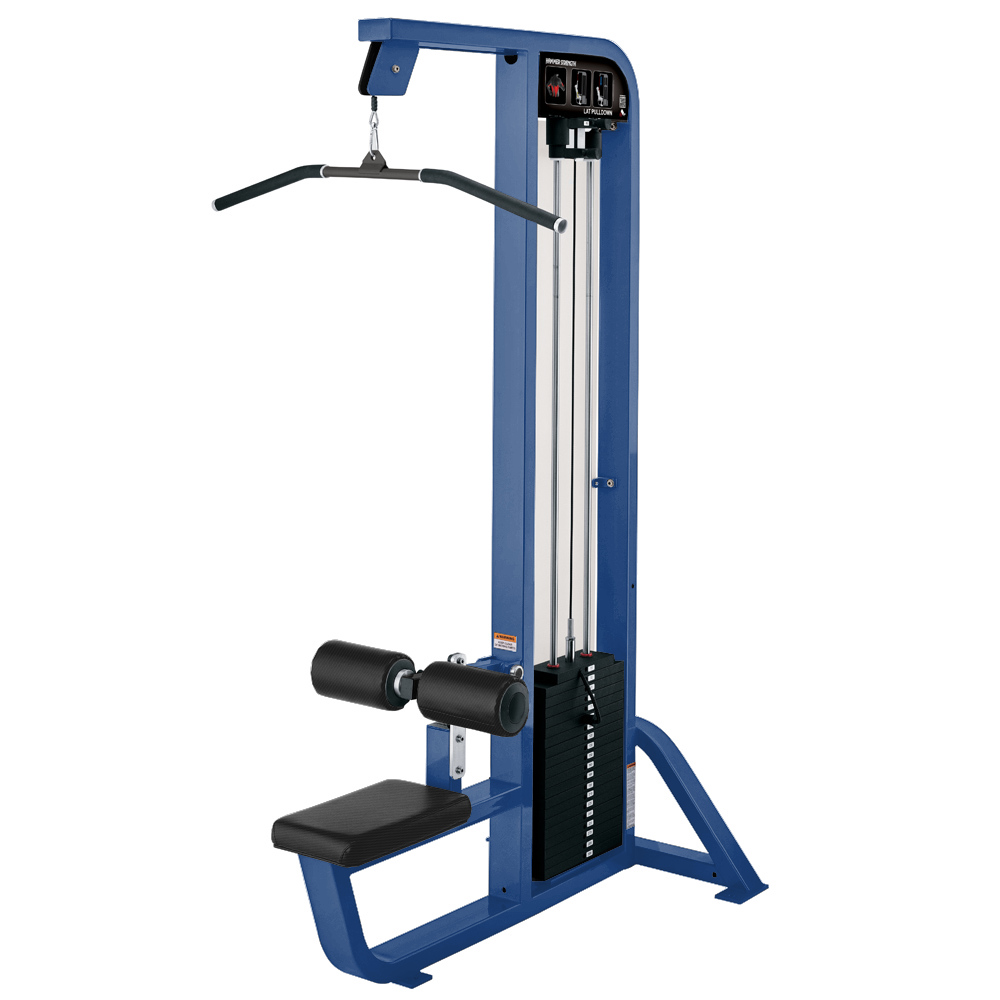 Hammer Strength Lat Pulldown