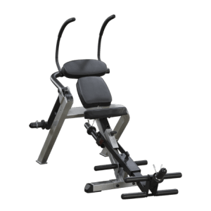 Body Solid Ab Crunch Bench Seated