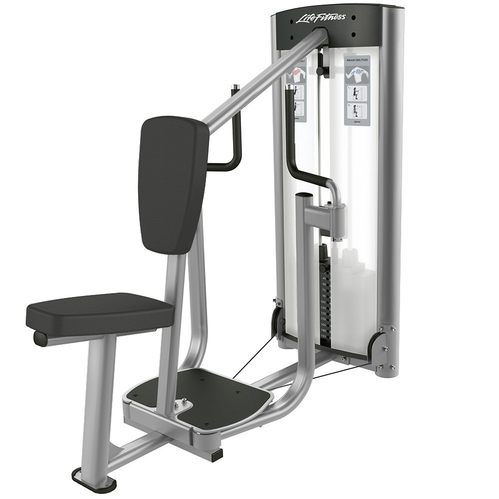 Life Fitness Optima Pec/Fly Rear Delt