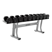 Life Fitness Signature Series One Tier Dumbbell Rack
