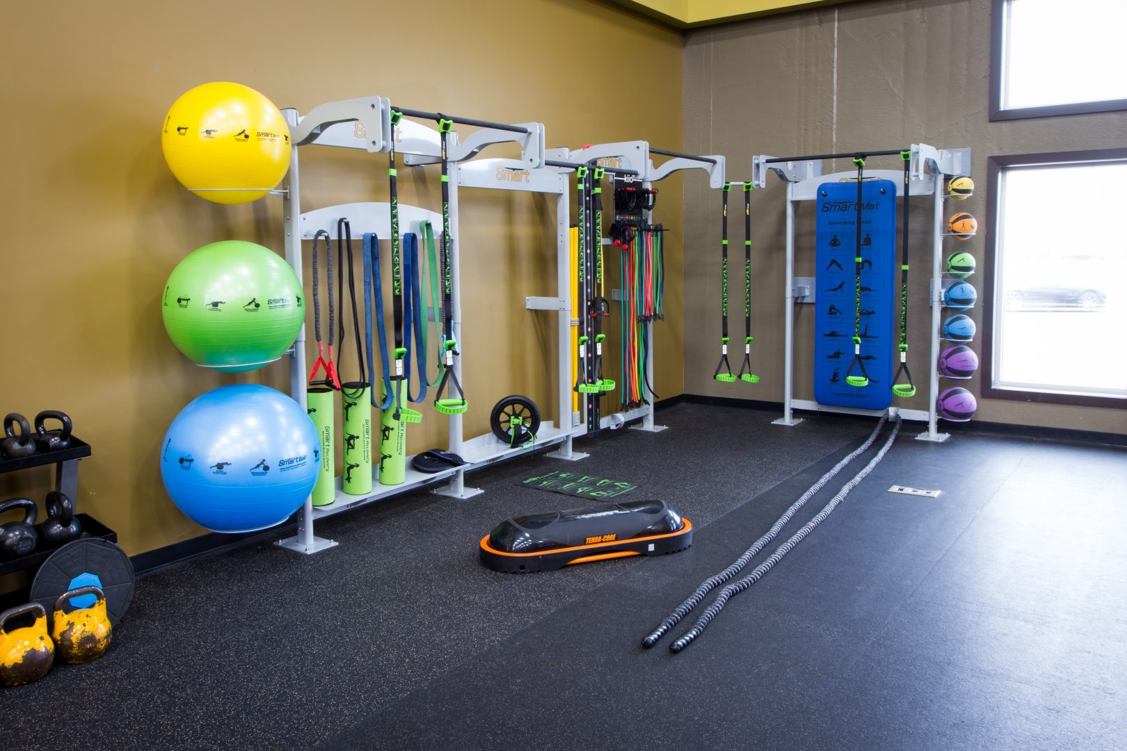 Functional Trainer Package