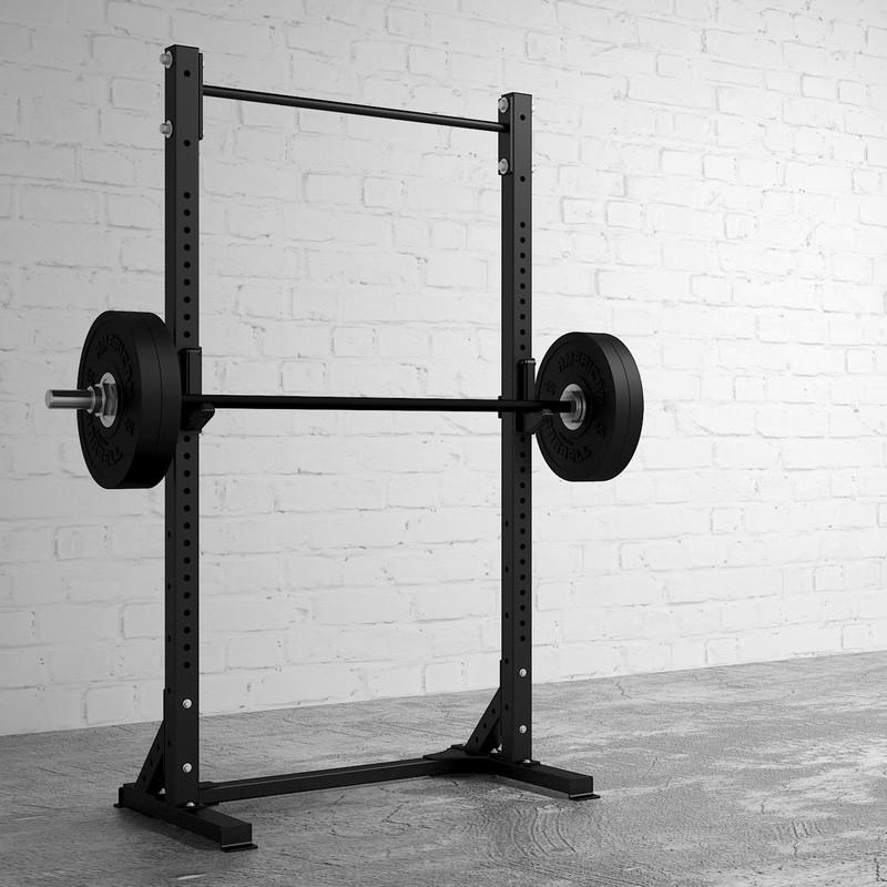 American Barbell Pull Up Squat Stand