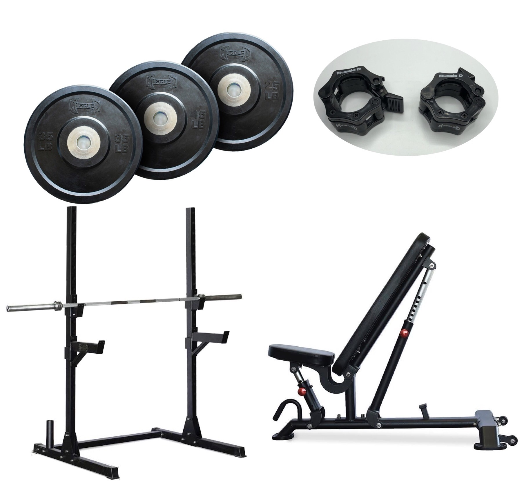 Home Gym Equipment Packages