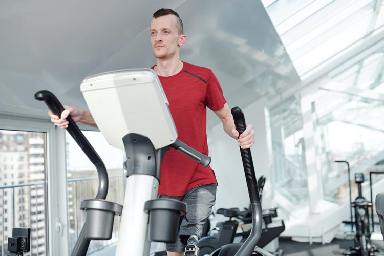 What Muscles Does the Cybex Arc Trainer Work?