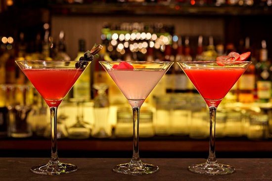 NEW DAILY DRINK SPECIAL…Monday-Call Martinis $5