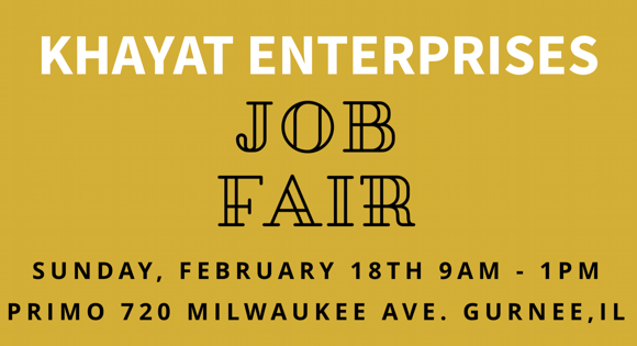 Khayat Enterprises Job Fair