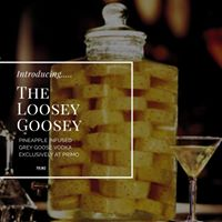 Saturday Drink Special: Loosey Goosey Martini