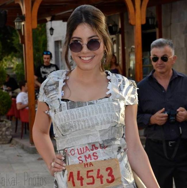 Tivćanka koja je svojom maturskom haljinom privukla pažnju cijele regije