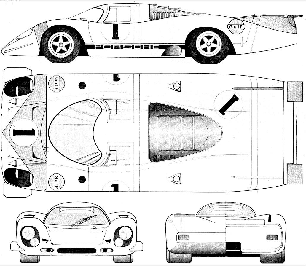 Porsche 917 The First Season
