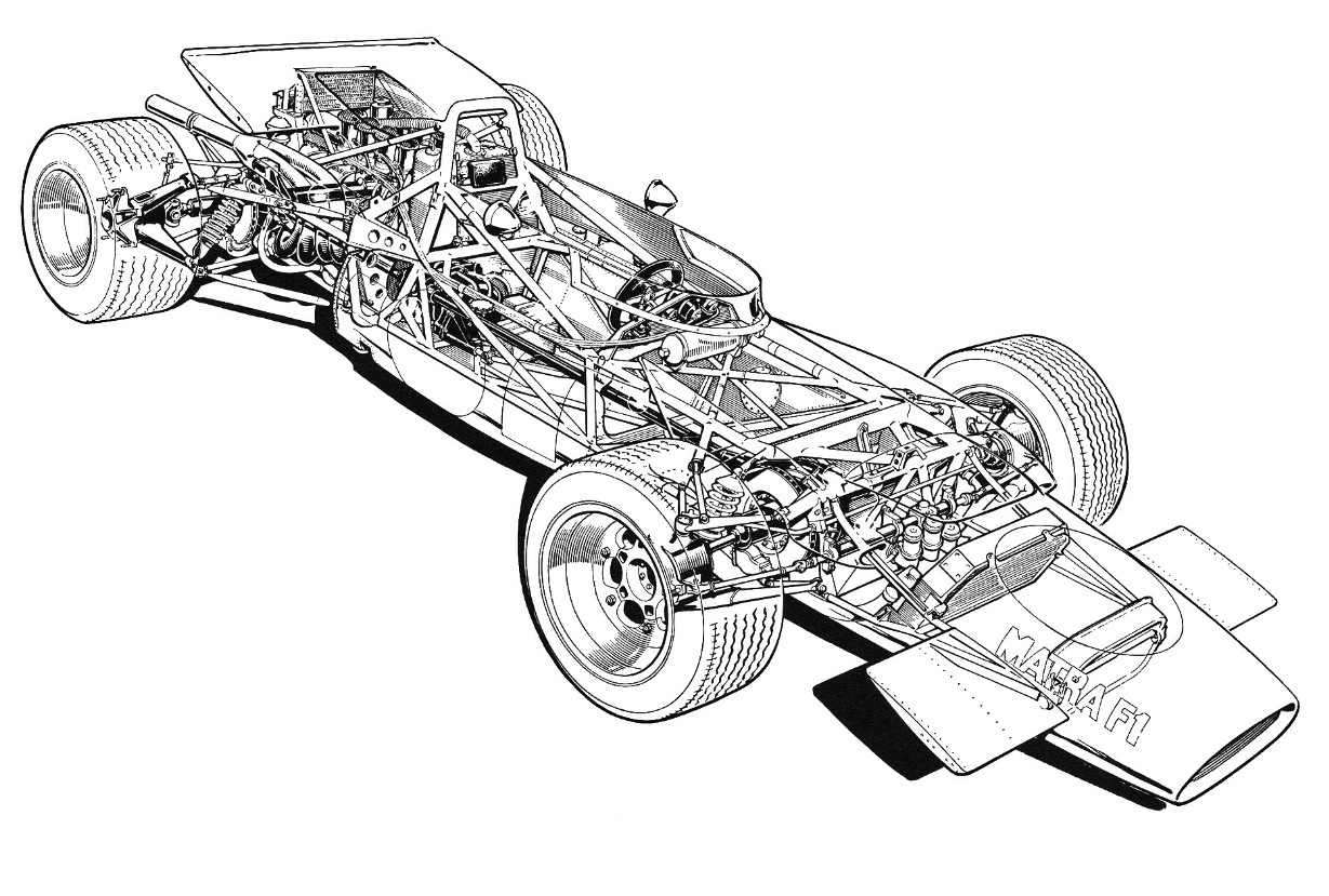 Matra Ms84 Ford