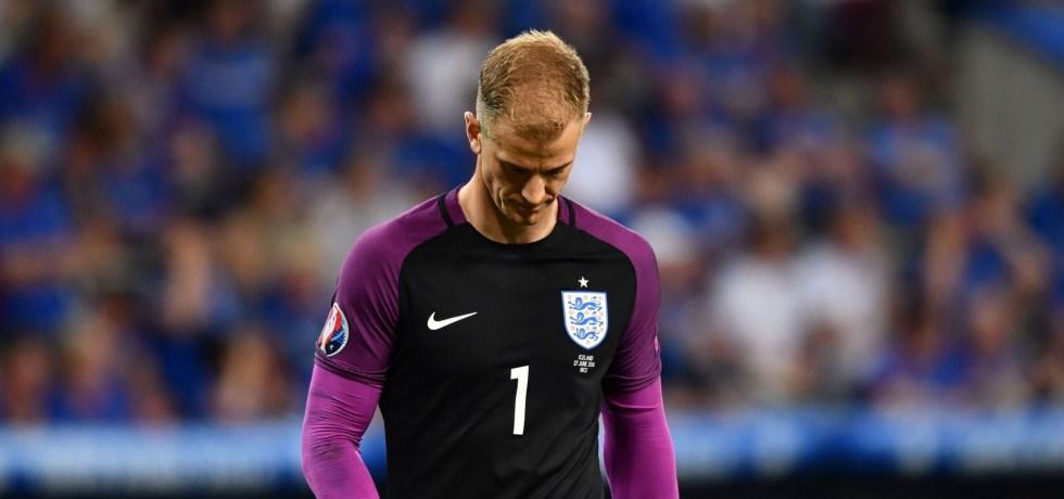 """Depresia unui fotbalist! Joe Hart: """"Am nevoie de cineva care să creadă în mine! Nu mă aștept să mă dorească Real Madrid"""". Sursă foto: skysports.com"""