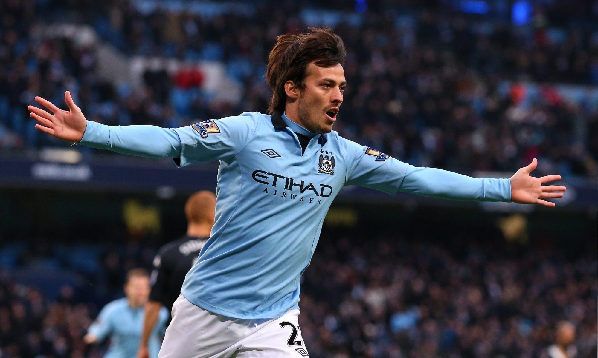 Gestul superb făcut de Manchester City la despărțirea de David Silva, Sursă foto: goal.com