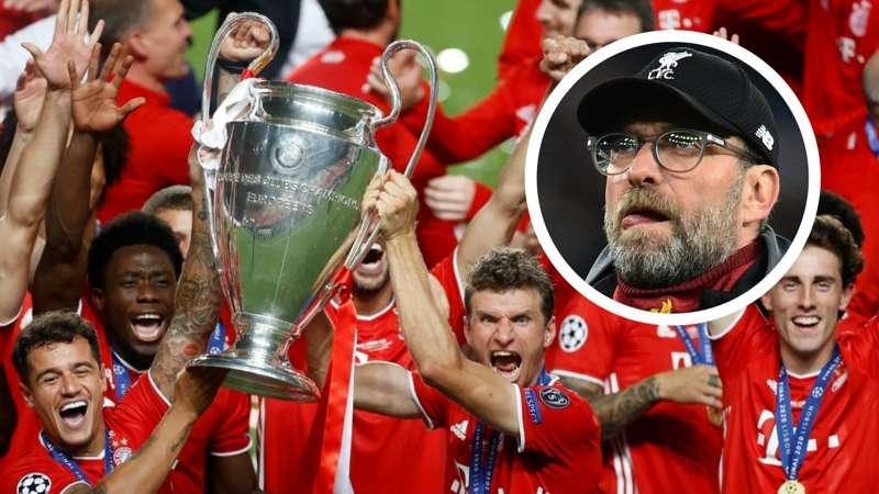 """Klopp: """"Bayern a avut puțin noroc"""". Sursă foto: goal.com"""