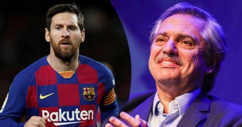 Președintele Argentinei i-a făcut o propunere lui Messi. Sursă foto: radiofunegla.ar